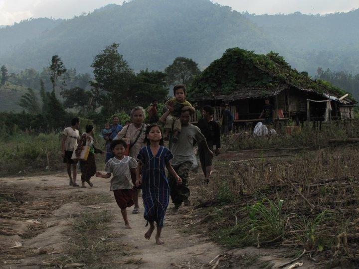Foto 1 - Burma Campaign UK