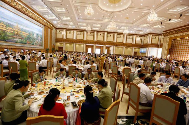 Home page fondazione italia birmania for Nuovo parlamento italiano